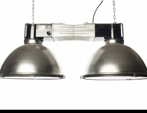 industrial twin lamp, Philips lamp used, Philips lamp secondhand,