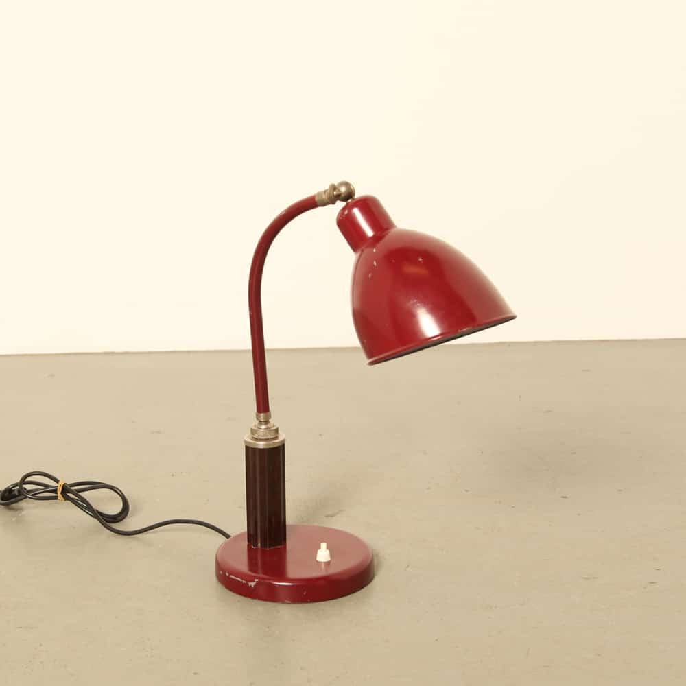 Grapholux Desk Lamp Christian Dell Molitor Zweckleuchten Bauhaus