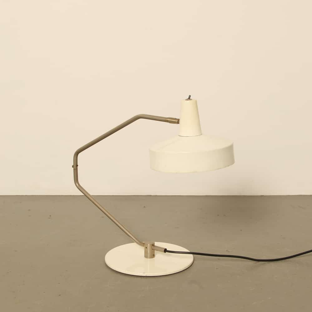 Anvia Almelo desk table lamp light Hoogervorst paperclip elbow
