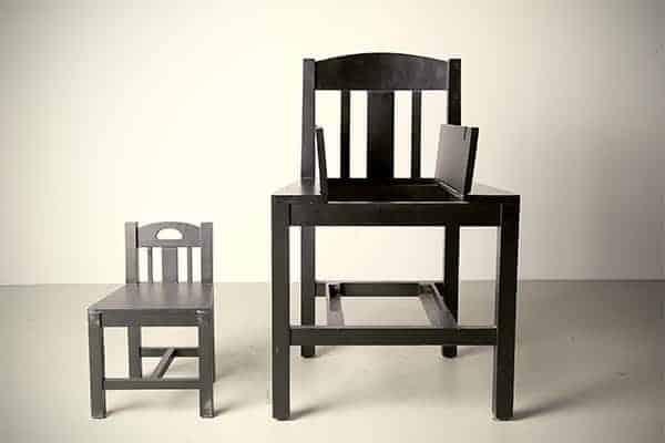 Pregnant chair MOOOI