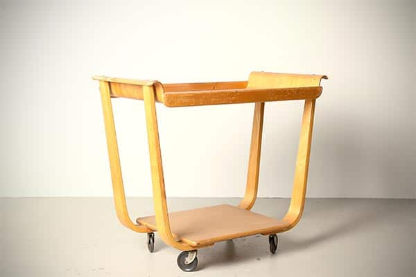 Cees Braakman Pastoe PB01 tea trolley
