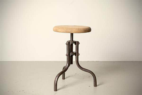 industrial turnable stool A