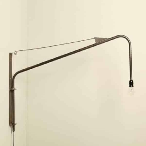 wall lamp pipe, swing lamp, swift lamp