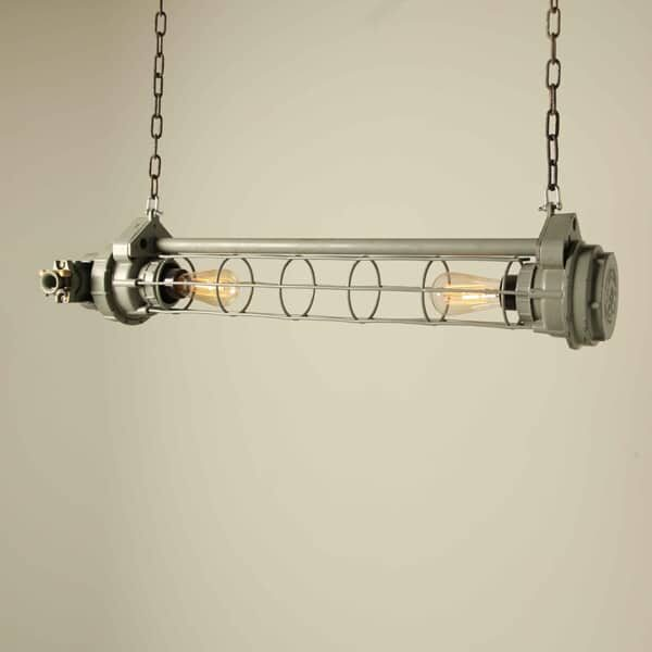 CCCP lamp small grey