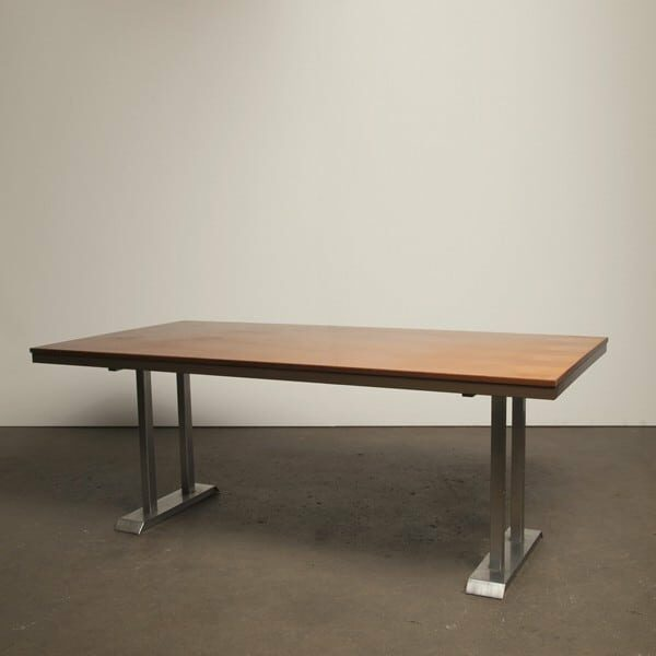 gispen toe table, conference table used