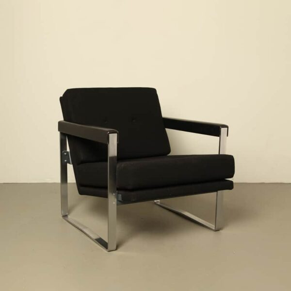 Hein Salomonson arm chair wool