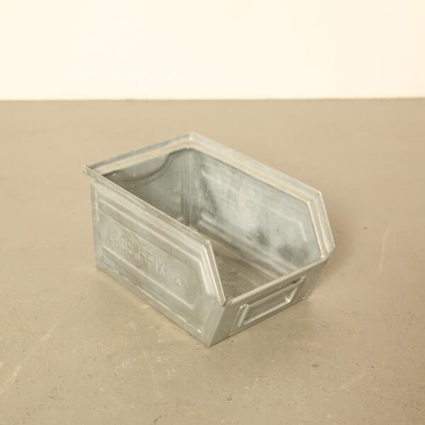 galvanized tray small