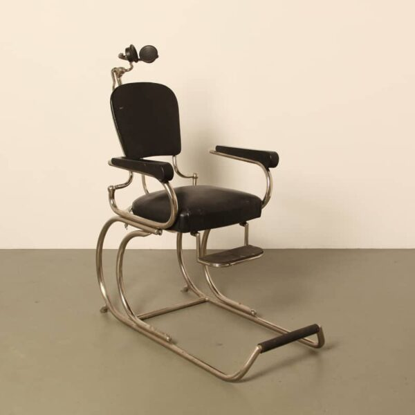 Dentist Barber or Treatment Chair