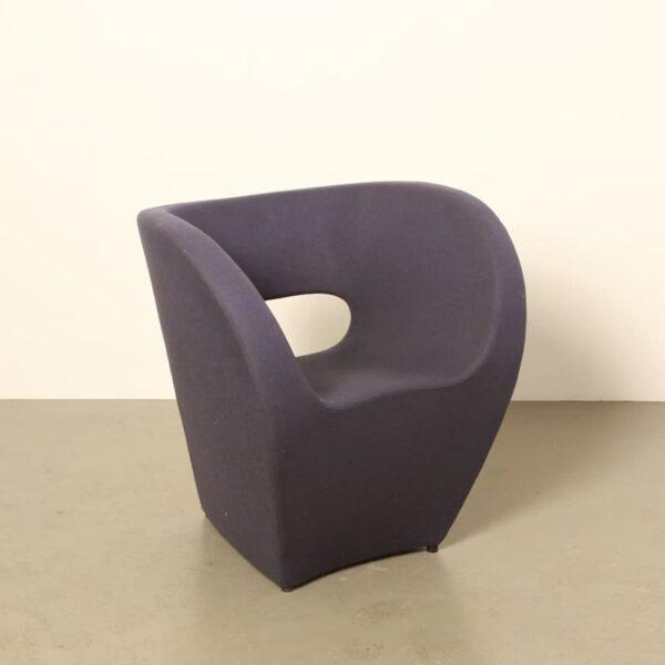 Moroso Victoria and Albert chair