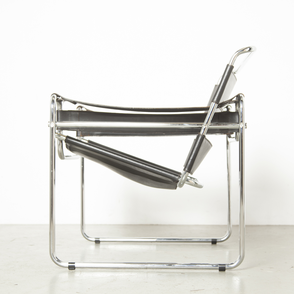 Chaise Wassily B6 Marcel Breuer