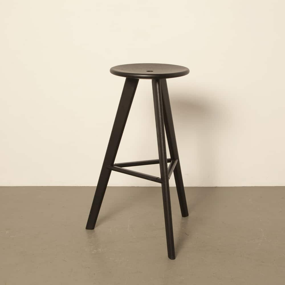 Frikk Erik Wester Tonning & Stryn 2015 stool solid oak Norway industrial design high