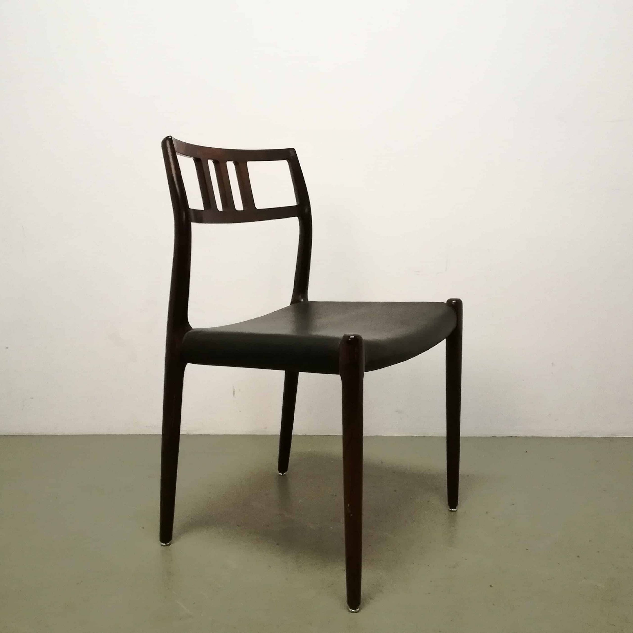 chair-dining room-model79-79-niels-moller-jlmoller-jl-denmark-1950's-set-black-leather-rosewood-vintage-mid-century-label