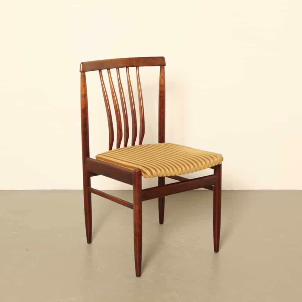 Casala-палисандр-столовое-кресло-подержанный дизайн-1960s-твердый