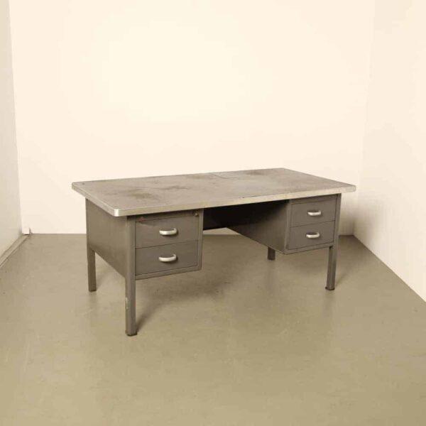 Mesa com 4 gavetas Gispen