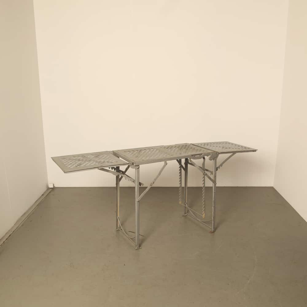 Field Operating Table or Torture Room Table