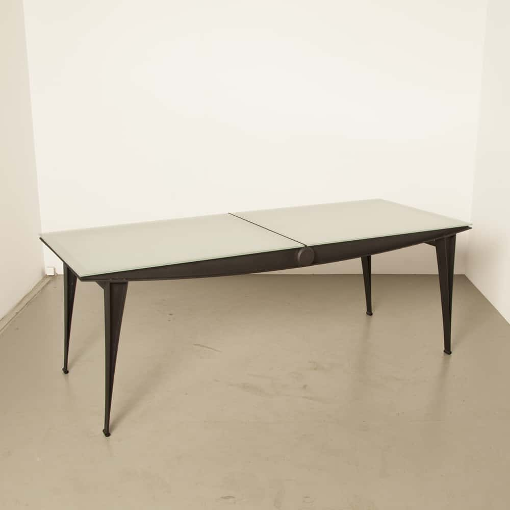 Table TM 03 Pierre Mazairac Karel Boonzaaijer Hennie de Jong Netherlands 80s 1980s eighties memphis postmodern dutch design