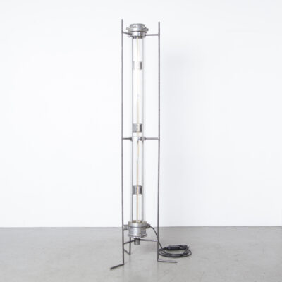 Industrial Floor Lamp Apollo II clear LED Philinea 17