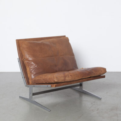 BO-561 Lounge Chair Fabricius Kastholm 20