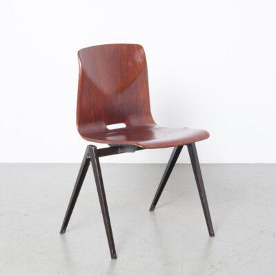 S22 Thur-Op-Seat school chair Galvanitas Pagholz 22