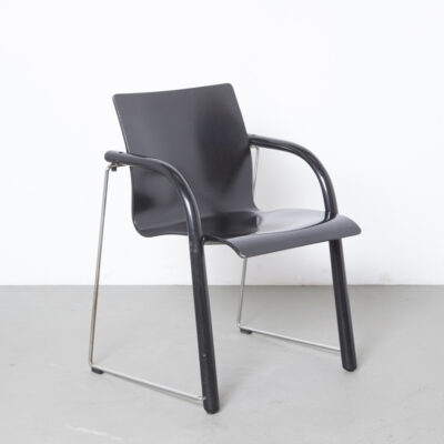 Thonet S320 chair Schneider Boehme black 11