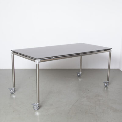 Ahrend Move-It tafel Frans de la Haye、黒9