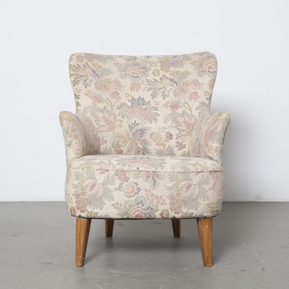Sillón carpe en gris Lounge mariposa silla butaca