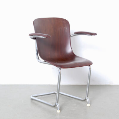 -pegholz-chair-rare-chrome-tubular-frame-bakelite-armrests-15088-Flötotto-50s-60s-germany