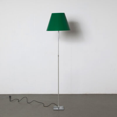 -Costanza-D13-floor-lamp-Luceplan-desk-table-Paolo-Rizzatto-timeless-italian-italy-green