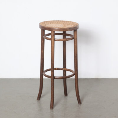 -bar-stool-thonet-style-label-made-in-poland-FMG-factory-pitriet-seat-bended-wood