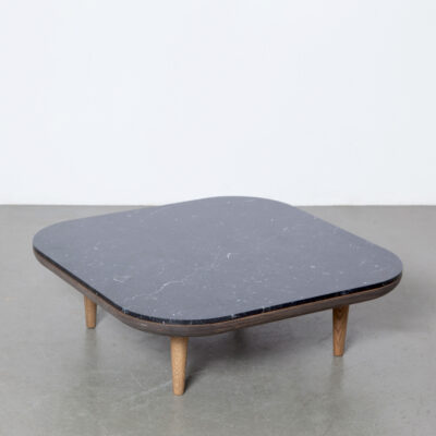 -coffee-table-low-black-marble-top-gloss-Nero-Marquina-smoked-oak-frame-high-quality-Fly-SC4-Space-Copenhagen-&tradition-Denmark