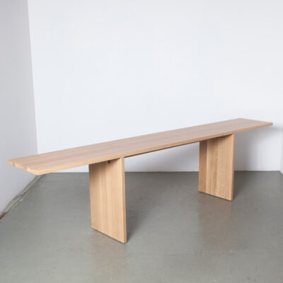 -vitra-solid-oak-blond-long-narrow-table-desk-console-design-modern