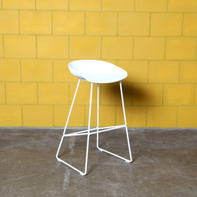 -About-a-Stool-AAS38-bar-stool-Hay-Hee-Welling-Denmark-plastic-steel-design-white-ポリプロピレン
