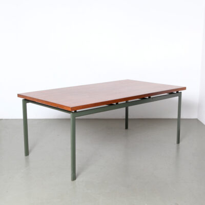 -ダイニングテーブル-ローズウッド-パストー-ミニマリズム-デザイン-ヴィンテージ-60年代